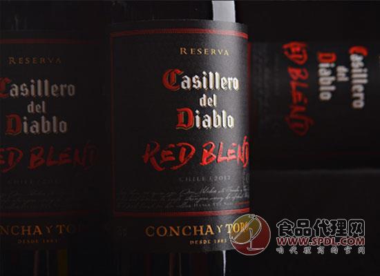 珍藏之选,红魔鬼黑金葡萄酒价格是多少?