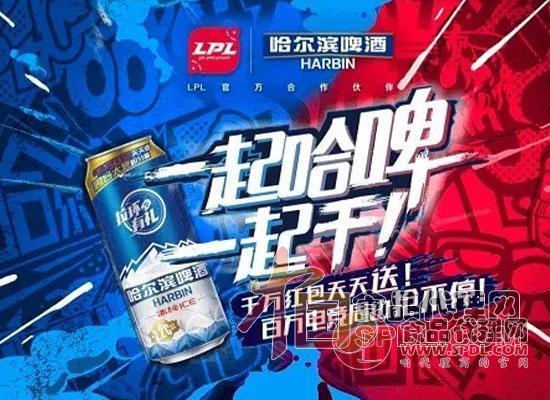 哈尔滨啤酒电竞罐