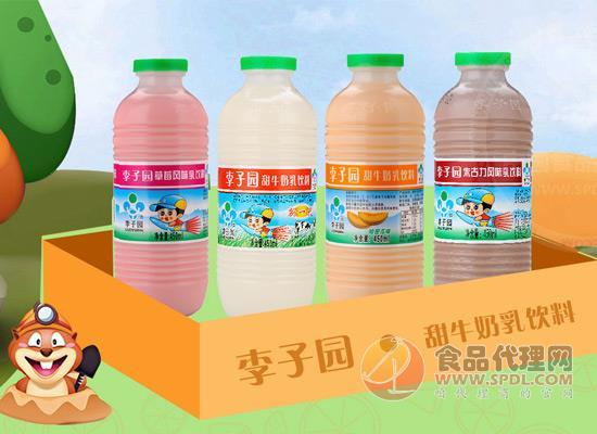 乳饮料代理怎么做?选对产品是关键!