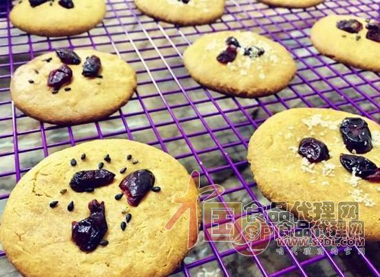 休闲饼干图片