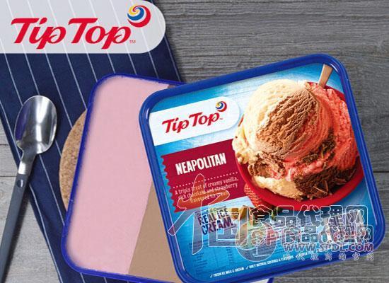 tiptop新西兰进口冰淇淋