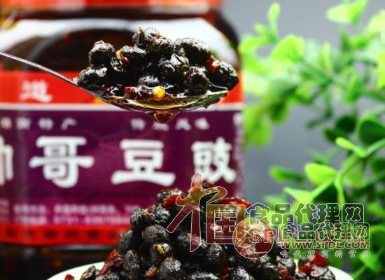 湘帅哥豆豉酱图片