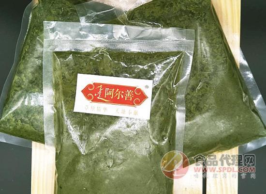 阿尔善韭花酱价格多少?你喜欢吃吗