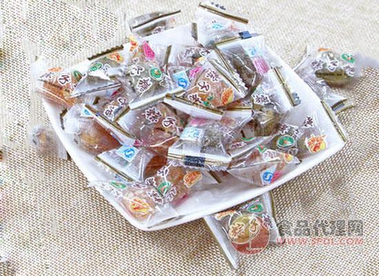 美味又不失营养,采芝斋糖果价格是多少