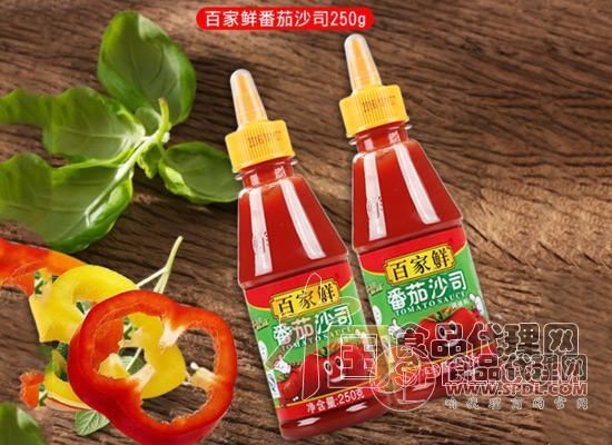 百家鮮番茄沙司圖片