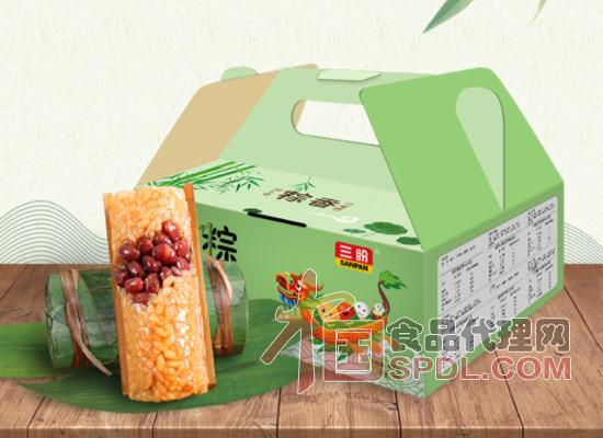 三盼竹筒粽子图片