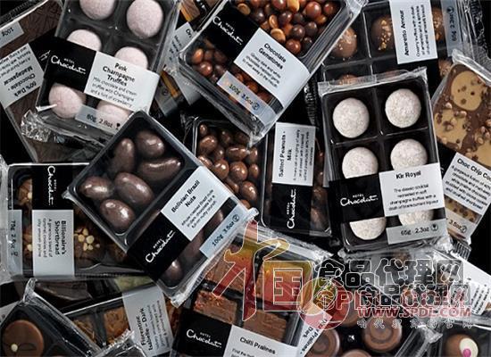 Hotel Chocolat巧克力图片