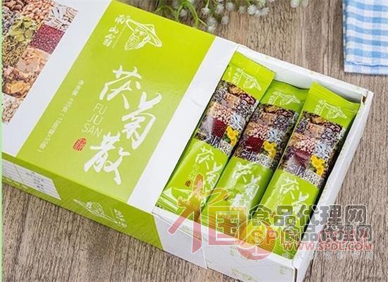 南山翁茯菊散图片