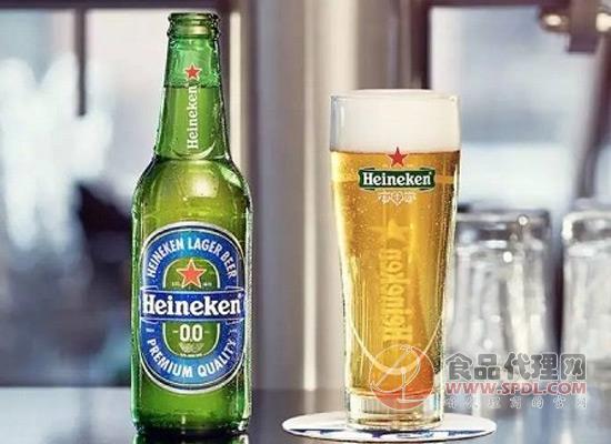 喜力无醇啤酒来袭,你想尝试一下在办公室喝酒吗