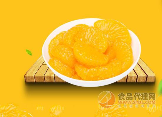 好罐头源于好产地,丰岛鲜果捞桔子水果罐头价格是多少
