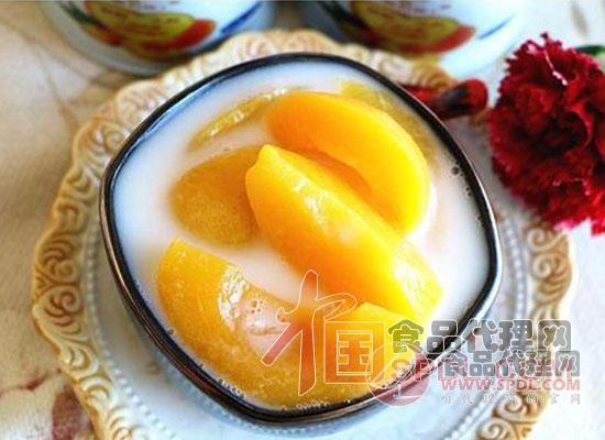 水果罐头图片