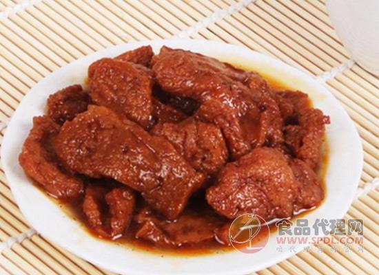 津津豆腐干好吃吗?肉感强的素食更诱人!