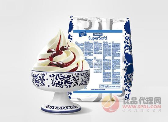 法布芮冰淇淋粉怎么样?它的特点有哪些?