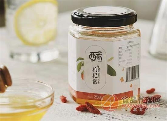 甜进你心里,日食记枸杞蜂蜜价格是多少?