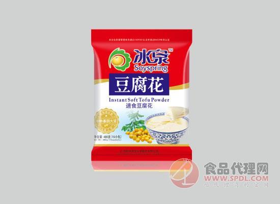 小时候的味道,冰泉速食豆腐花适合哪些人食用?