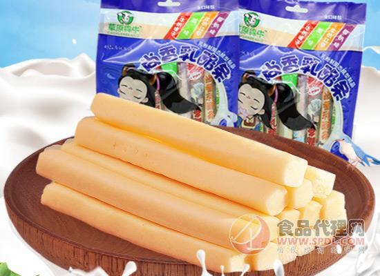 草原犇牛干吃奶棒价格多少?一袋让你吃过瘾