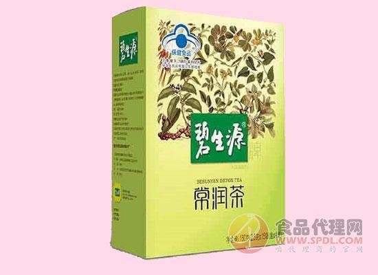 潤腸通便好幫手,碧生源常潤茶價格是多少