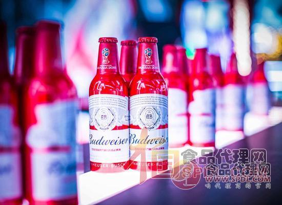 百威英博啤酒图片