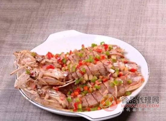 五一过后濑尿虾价格涨幅较大,每斤可达百元左右
