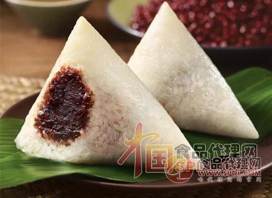 五芳斋润香豆沙粽图片