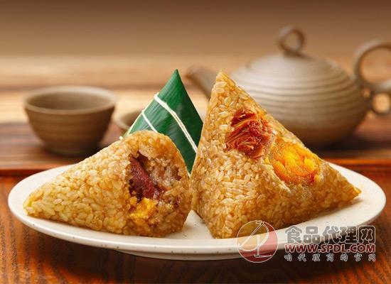 嘉兴粽子蛋黄肉粽好吃吗?端午节少不了的美食!