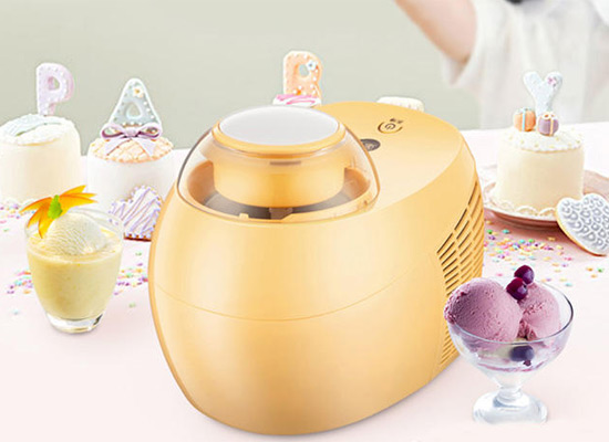 富信蜜多儿童冰淇淋机怎么样?小身材大制作!