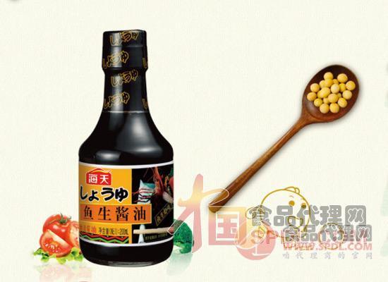 海天魚生醬油圖片