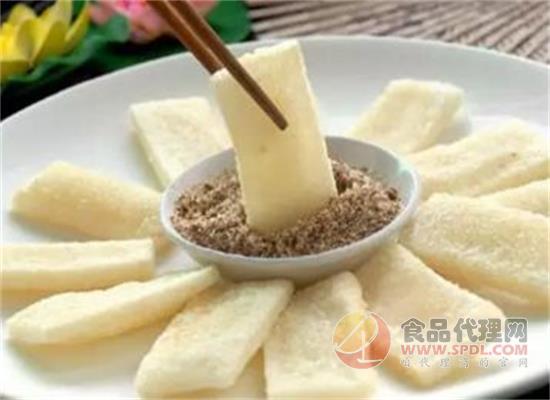 爱稞原味糯米糍粑好在哪里?给你童年的味道
