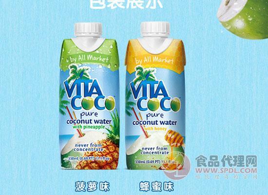 唯他可可椰子水组合装价格是多少?可以喝的野生浆果