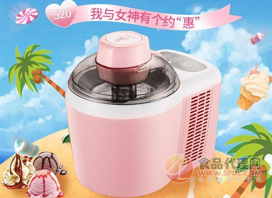 冰淇淋机的制冷设备有哪些?
