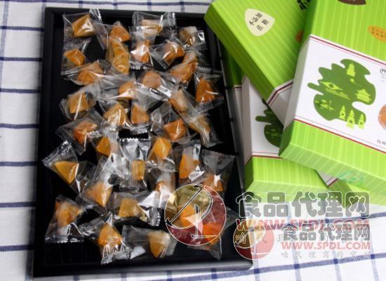 采芝斋粽子糖图片