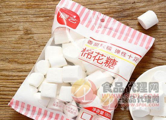 展艺棉花糖图片