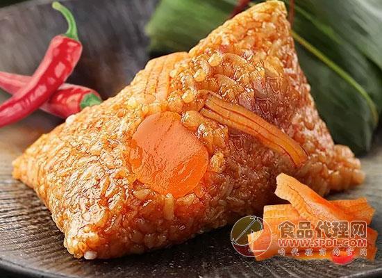 傳統美食也新潮,衛龍辣條粽子重回江湖