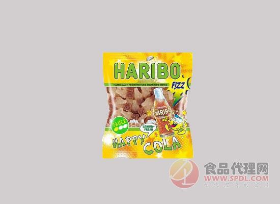 哈瑞宝橡皮糖好吃吗?Q弹美味越嚼越快乐