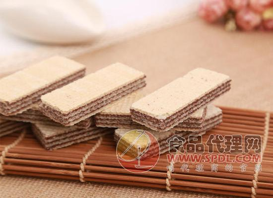 威化饼干图片