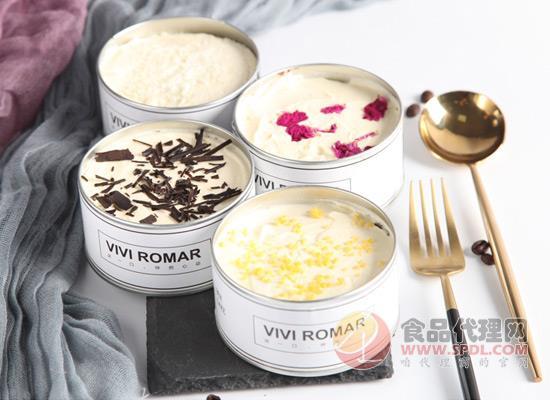 vivi romar盒子蛋糕好吃吗,小体积也有大美味