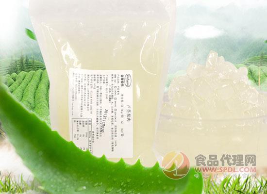 馨皇蘆薈果肉粒價格是多少,粒粒真果肉