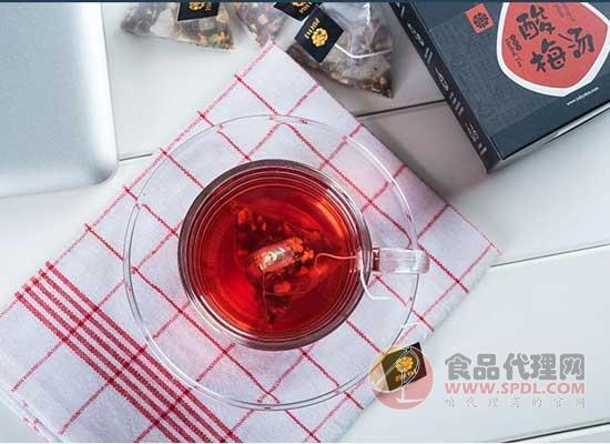 茗花有主免煮酸梅汤茶包价格是多少?懒人福音