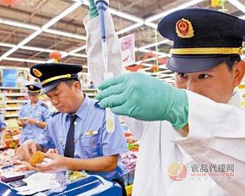 江北区市场监督管理局抽检不合格产品,已立案调查