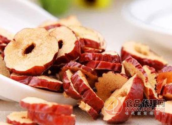 三叶果嘎嘣脆枣圈圈价格是多少,酥脆香甜