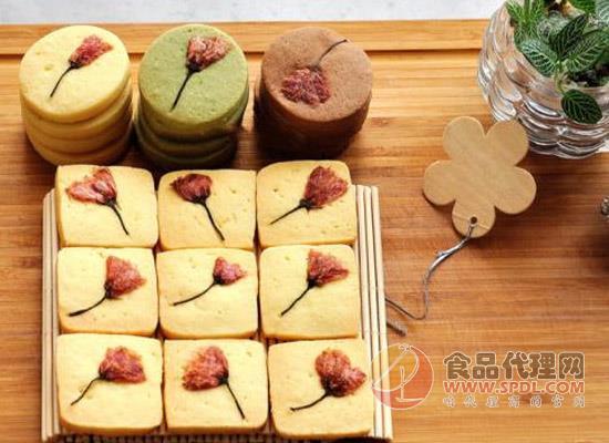 在家怎么制作香喷喷的饼干,这四步告诉你