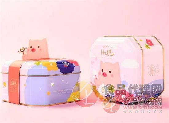 锦福里喜饼礼盒图片