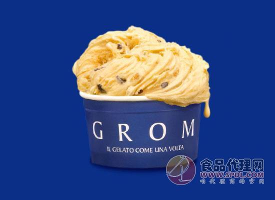 GROM冰淇淋好在哪里,会拉丝儿的冰淇淋