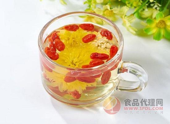 枸杞菊花茶的作用有哪些,枸杞菊花茶常见的泡法