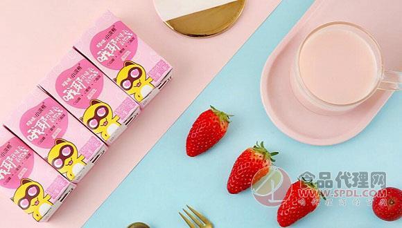 百草味入局饮料市场,新推首款饮品儿童乳饮料