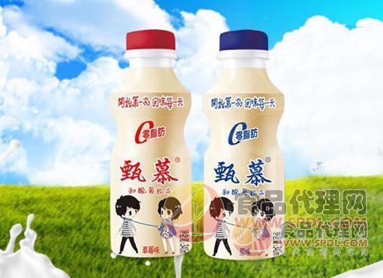 东方乐甄慕乳酸菌饮品