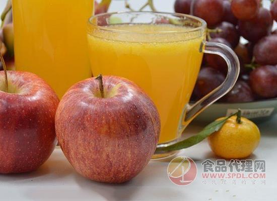苹果汁减肥好吗,喝苹果汁的好处