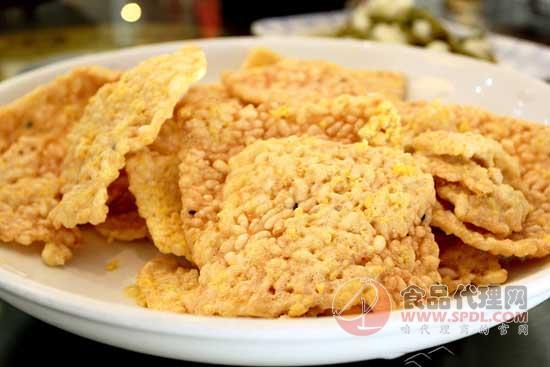 阿芙手工锅巴价格是多少,焦黄美味