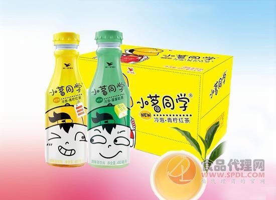 小茗同学溜溜哒茶价格是多少,口感丰富淡淡香气