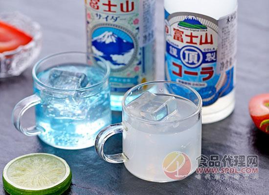 木村富士山苏打水价格是多少,冰爽新体验